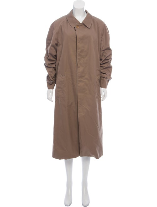 Aquascutum Trench Coat Khaki