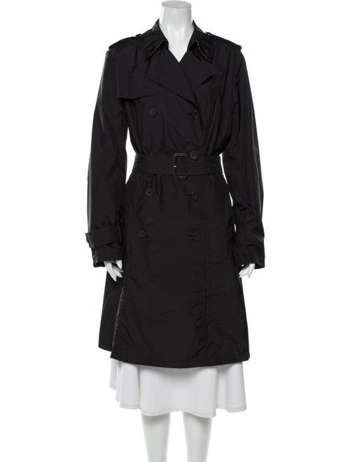 Aquascutum Trench Coat Black