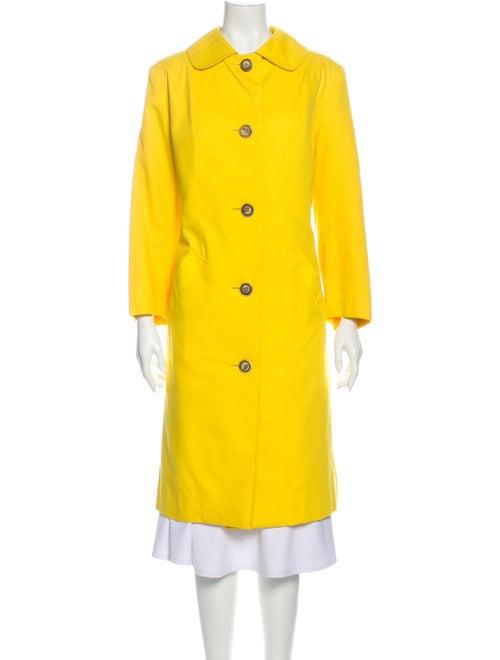 Aquascutum Coat Yellow
