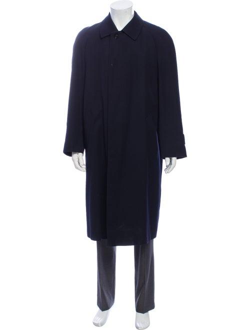 Aquascutum Wool Coat Wool