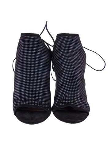 Mayfair Suede Sandals