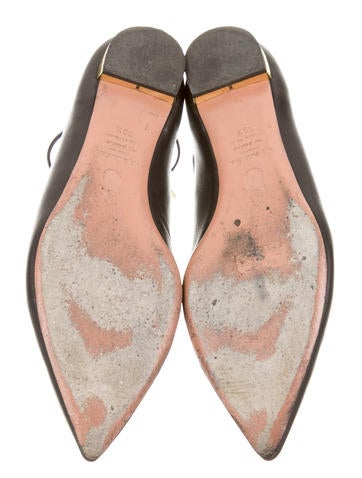 Christy Lace-Up Flats