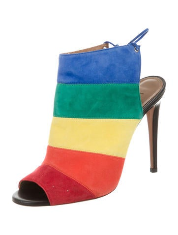 Suede Sexy Thing Booties