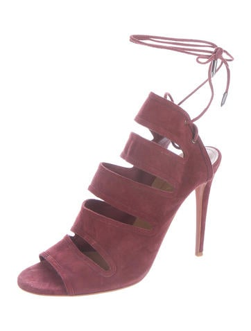 Suede Sloane Sandals