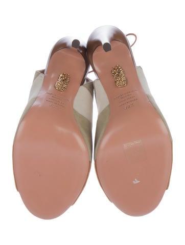 Rainbow Suede 105 Sandals