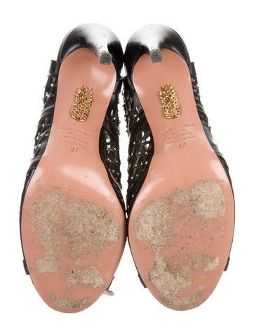 Leather Blondie Sandals