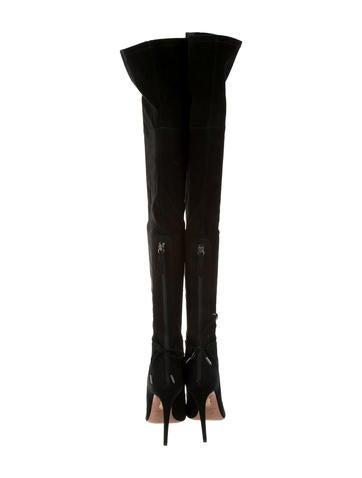 Corset Cuissard Thigh-High Boots