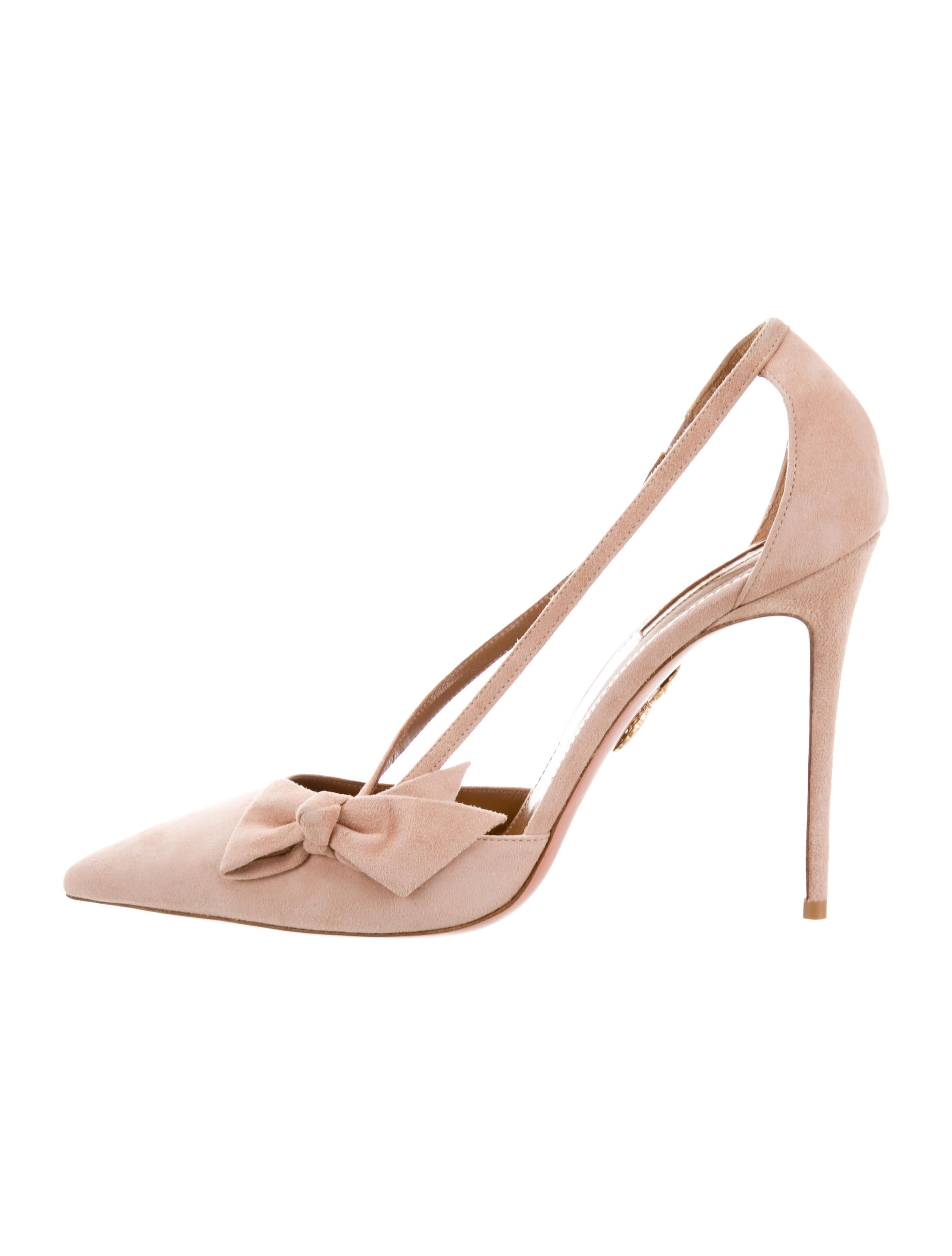 Aquazzura Parisienne 105 Pumps w/ Tags how much online nicekicks for sale yAL7f