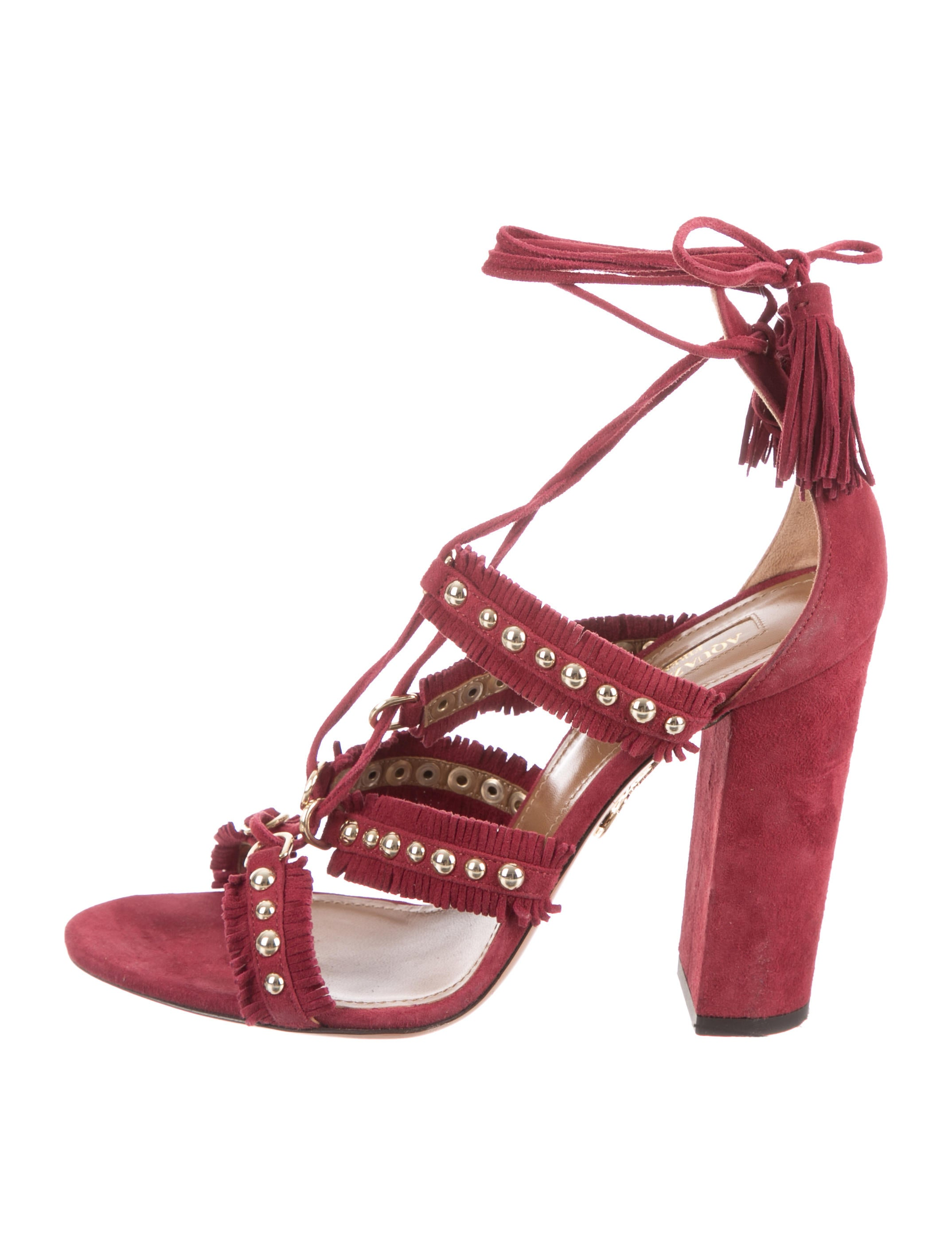 discount wide range of collections cheap online Aquazzura Firenza 105 Sandals cheap pick a best lowest price for sale clearance pre order DanN9kH
