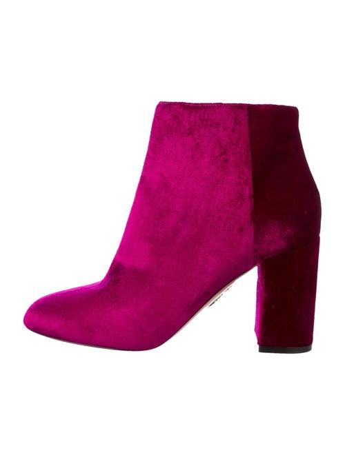 Aquazzura Boots Pink