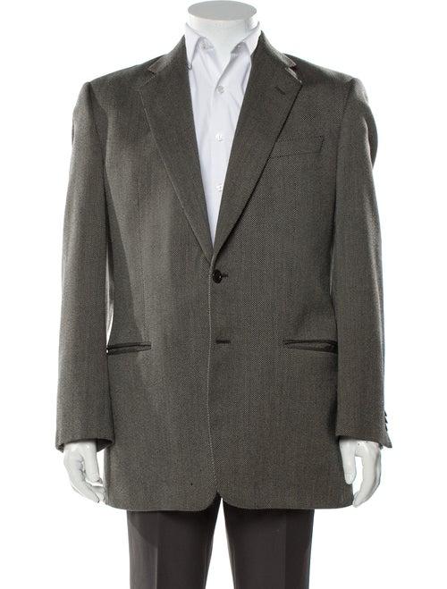 Armani Collezioni Wool Sport Coat Wool - image 1