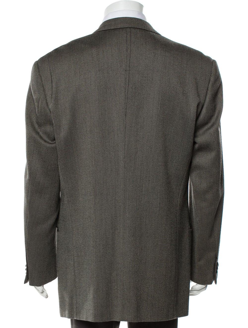 Armani Collezioni Wool Sport Coat Wool - image 3