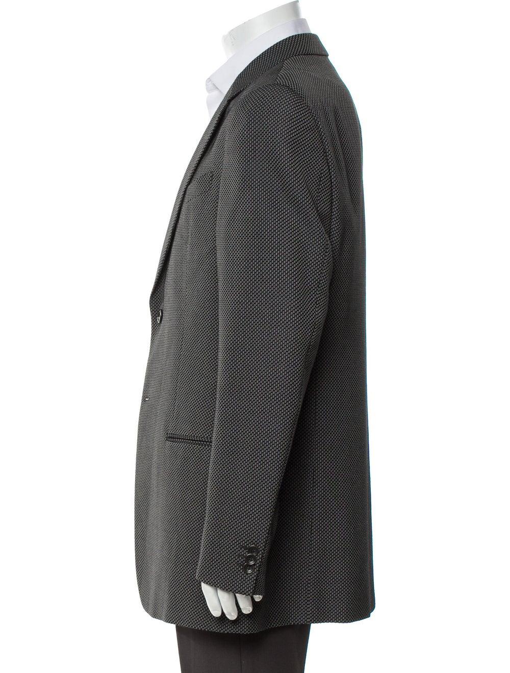 Armani Collezioni Wool Sport Coat Wool - image 2