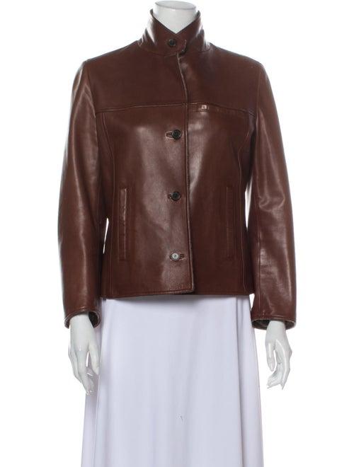 Asprey Jacket Brown