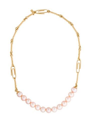 Aurélie Bidermann Cheyne Walk Pearl Necklace