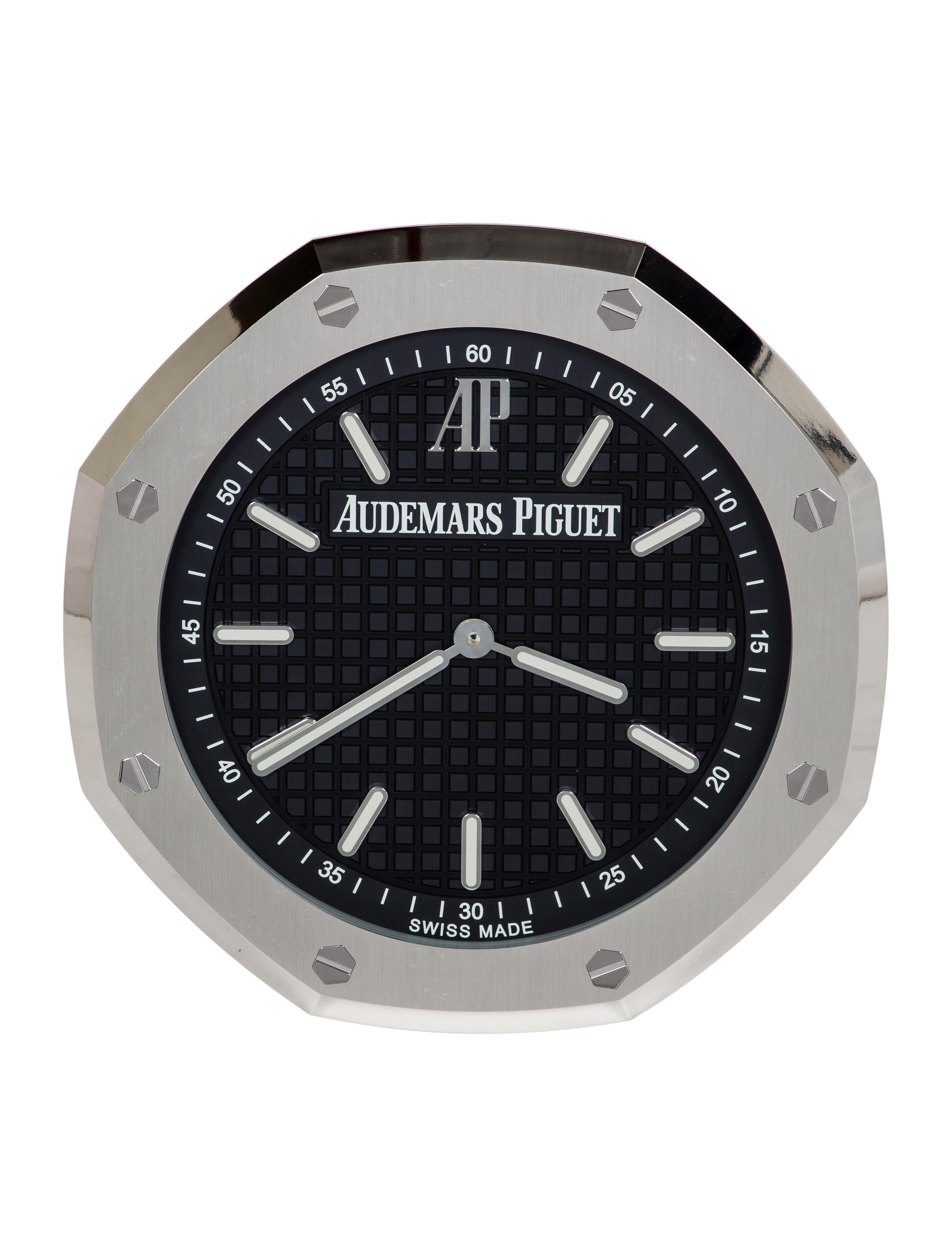 Audemars Piguet Royal Oak Wall Clock Decor And Accessories