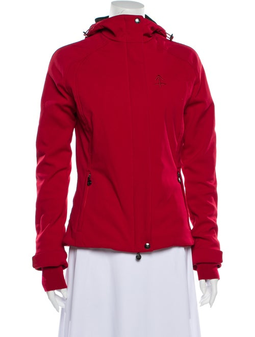 Authier Bomber Jacket Red