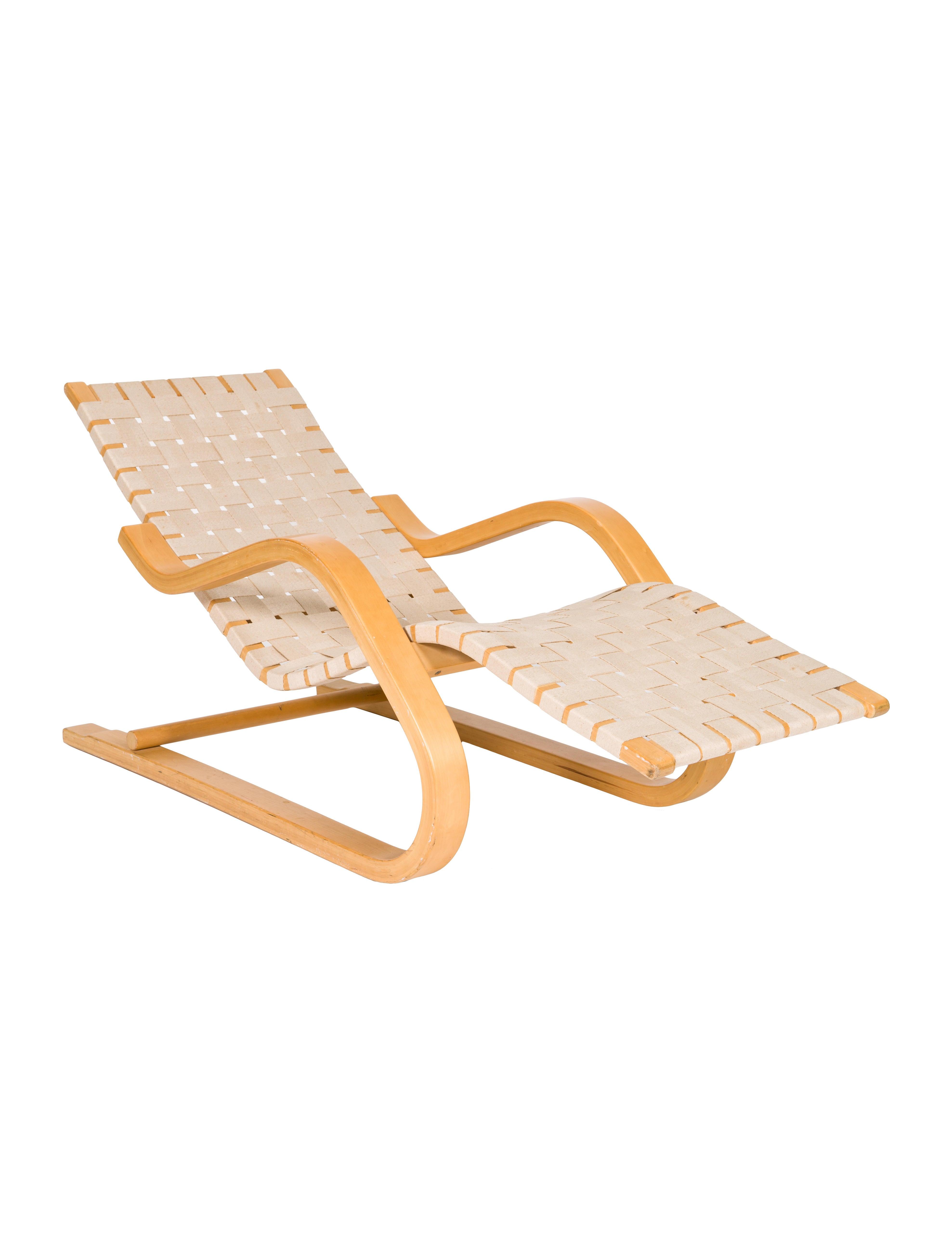Alvar Aalto Lounge Chair Furniture Ava20006 The Realreal