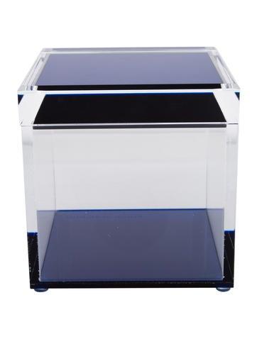 Cubic Treasure Box