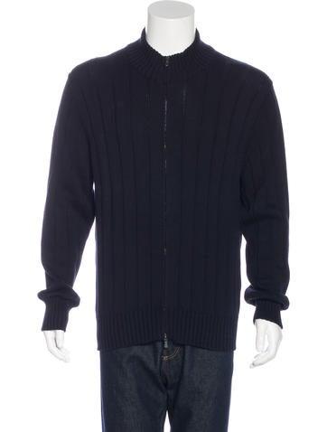 Avon Celli Knit Zip Cardigan None
