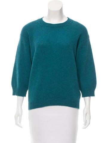 Avant Toi Wool Rib Knit Sweater w/ Tags None
