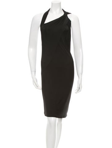 Barbara Bui Sleeveless Midi Dress None