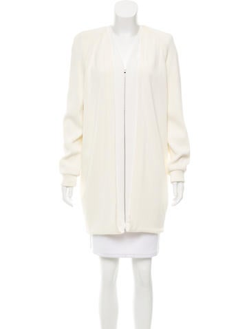 Barbara Bui Transformable Double-Layer Cardigan None