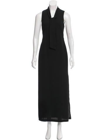 Barbara Bui Sleeveless Evening Dress None
