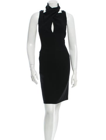 Barbara Bui Sleeveless Knee-Length Dress None