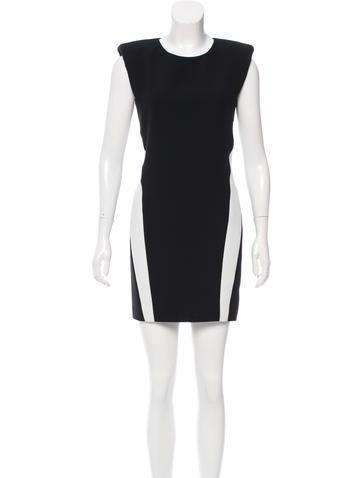 Barbara Bui Sleeveless Mini Dress None