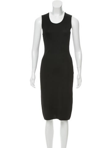Barbara Bui Midi Sheath Dress None