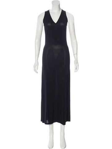 Barbara Bui Sleeveless Maxi Dress None