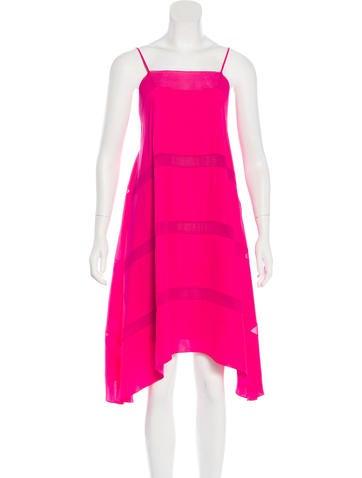 Barbara Bui Sleeveless Shift Dress None
