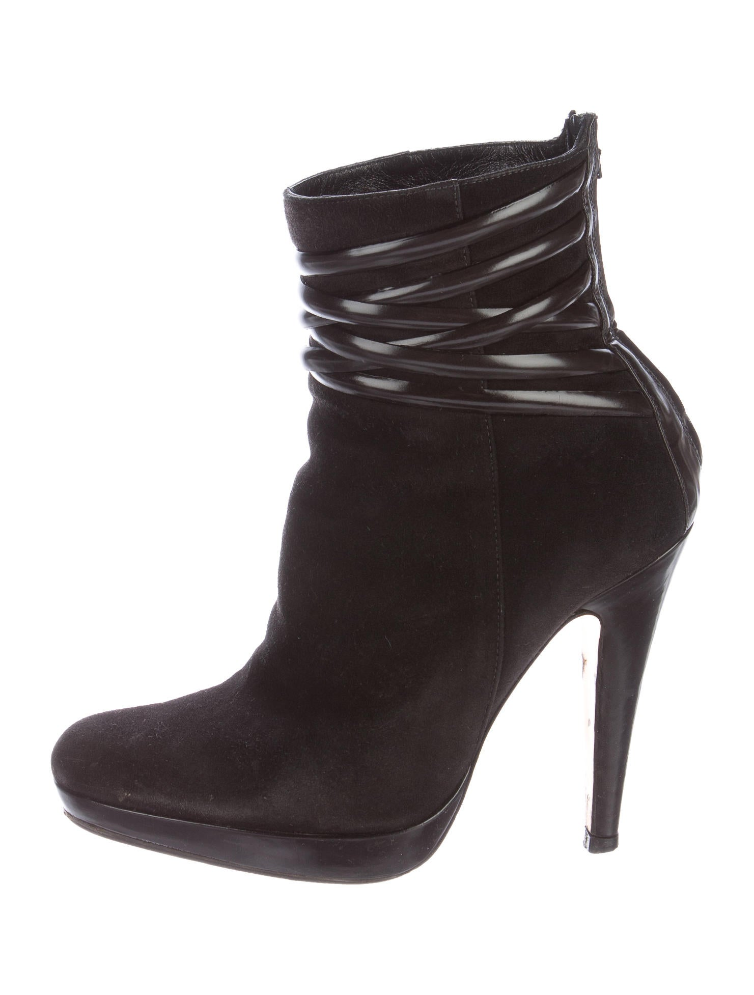 Barbara Bui Stefania Suede Ankle Boots cheap sale browse puby36X0
