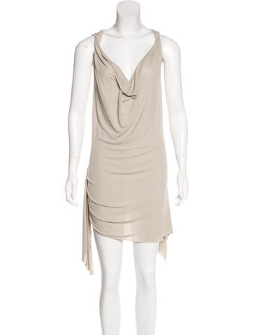 Barbara Bui Sleeveless Knit Dress None