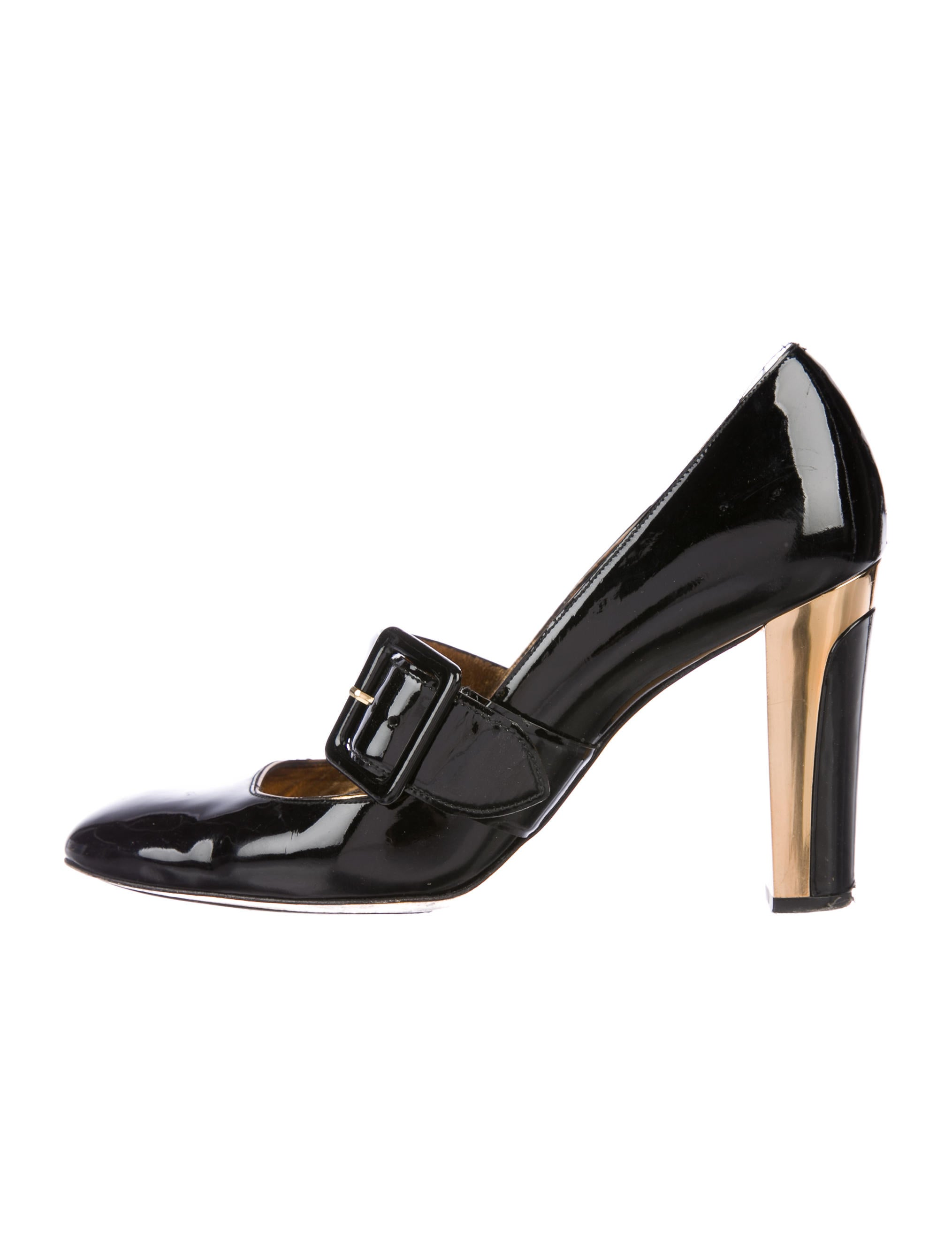 Inexpensive sale online cheap USA stockist Barbara Bui Patent Leather Mary Jane Pumps discount Inexpensive for sale very cheap in China cheap price 0A4h2lYK