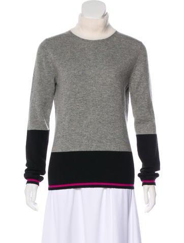 Barbara Bui Cashmere Knit Sweater None