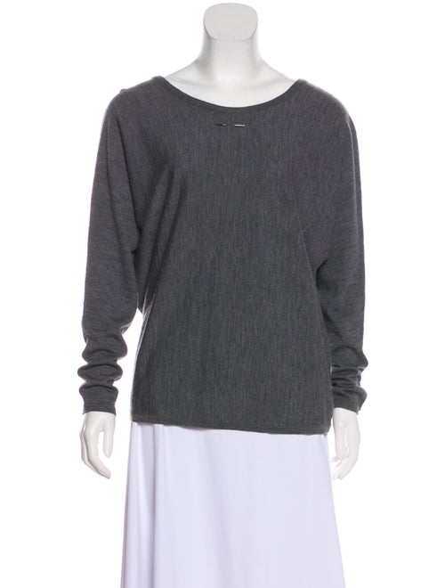 Barbara Bui Wool Dolman Sweater wool