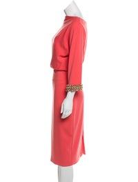 Embellished Midi Dress image 2