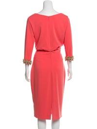 Embellished Midi Dress image 3