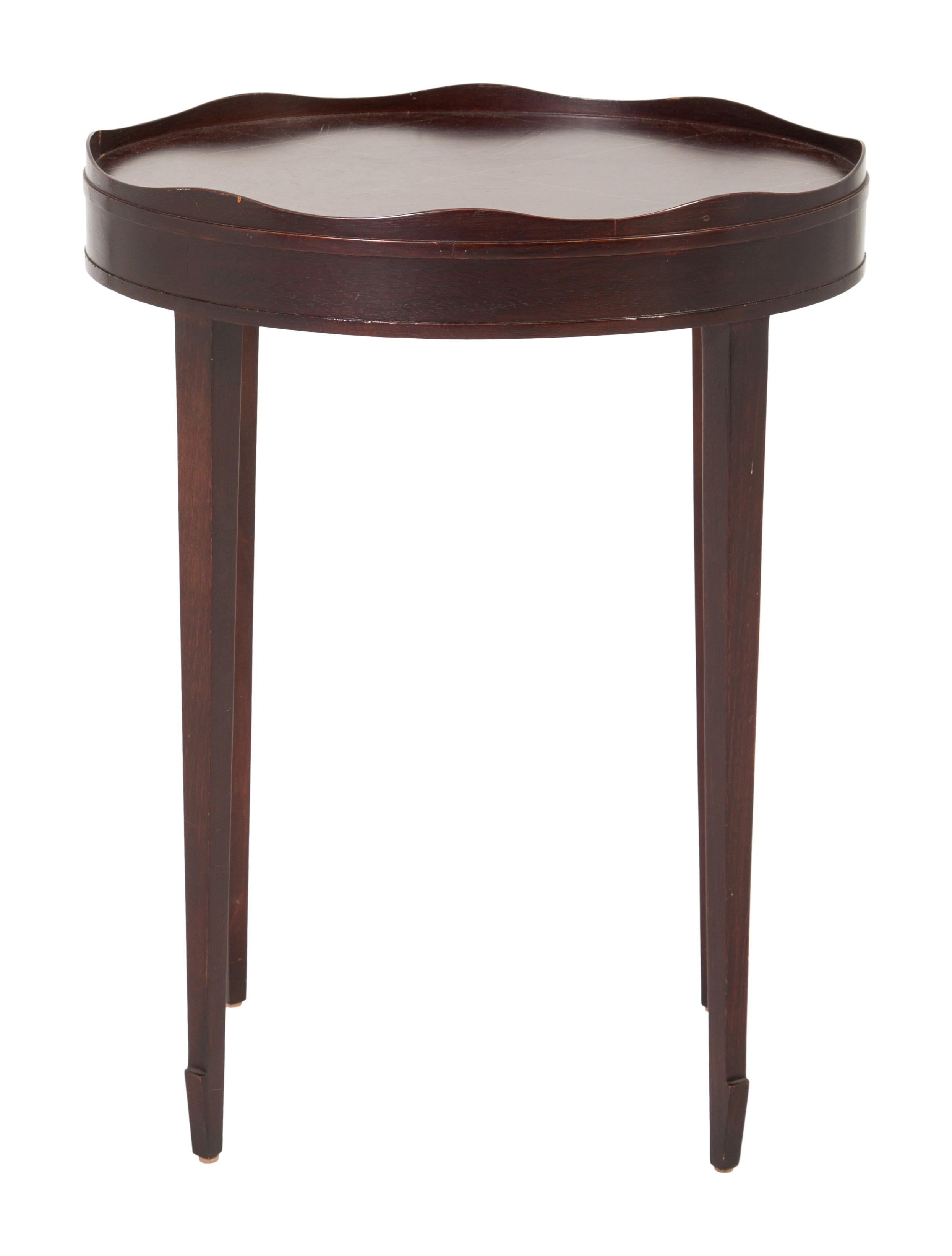 Baker barbara barry collection side table furniture baker20013 the realreal Barbara barry coffee table