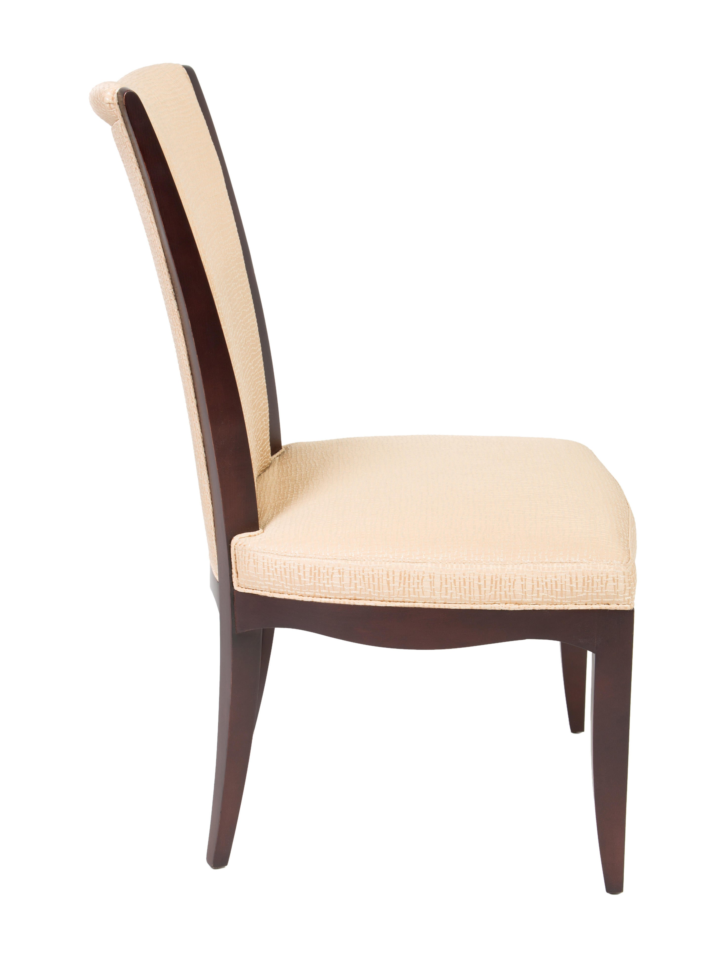 Baker Barbara Barry Collection Dining Chairs - Furniture ...