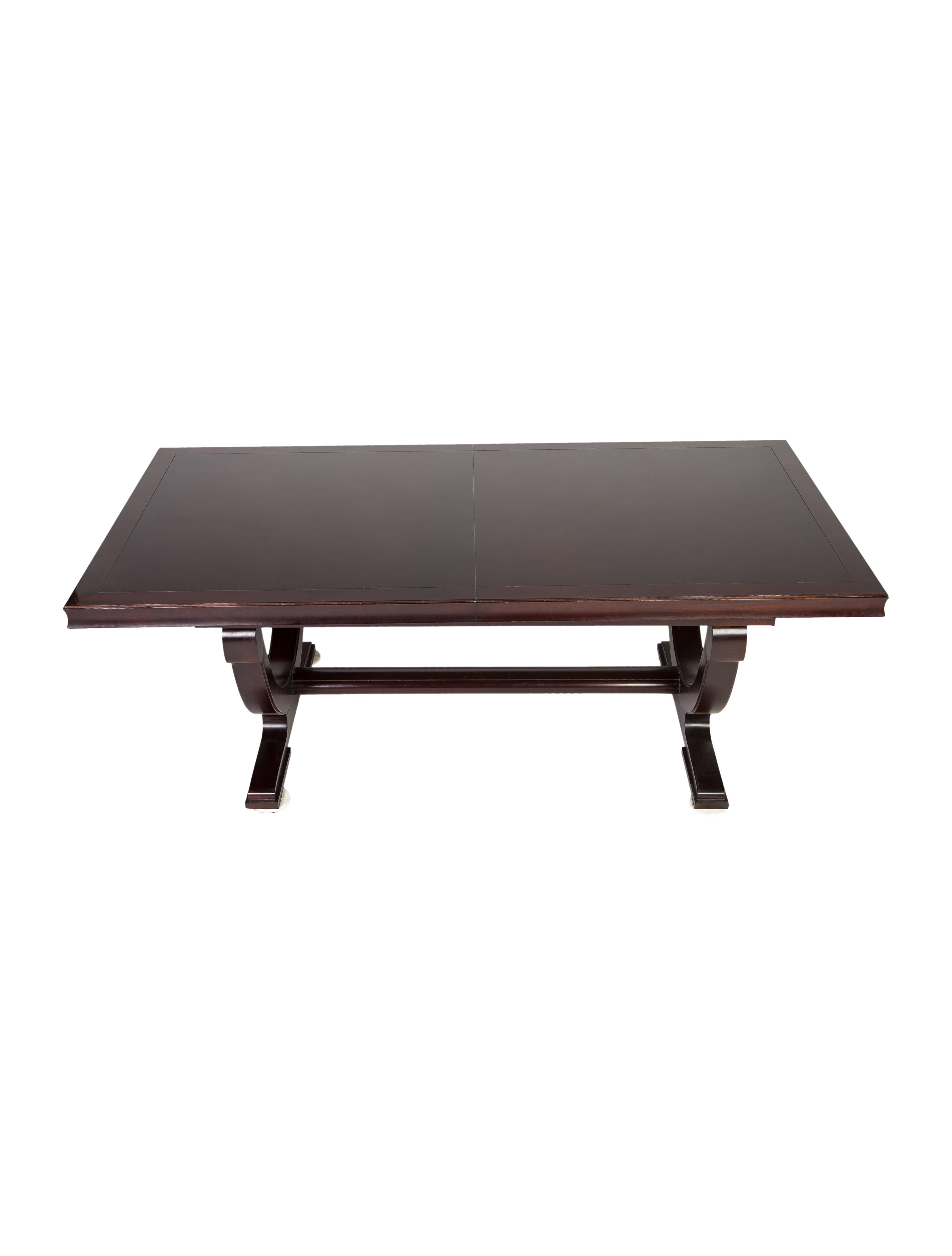 Baker barbara barry collection dining table furniture baker20027 the realreal Barbara barry coffee table
