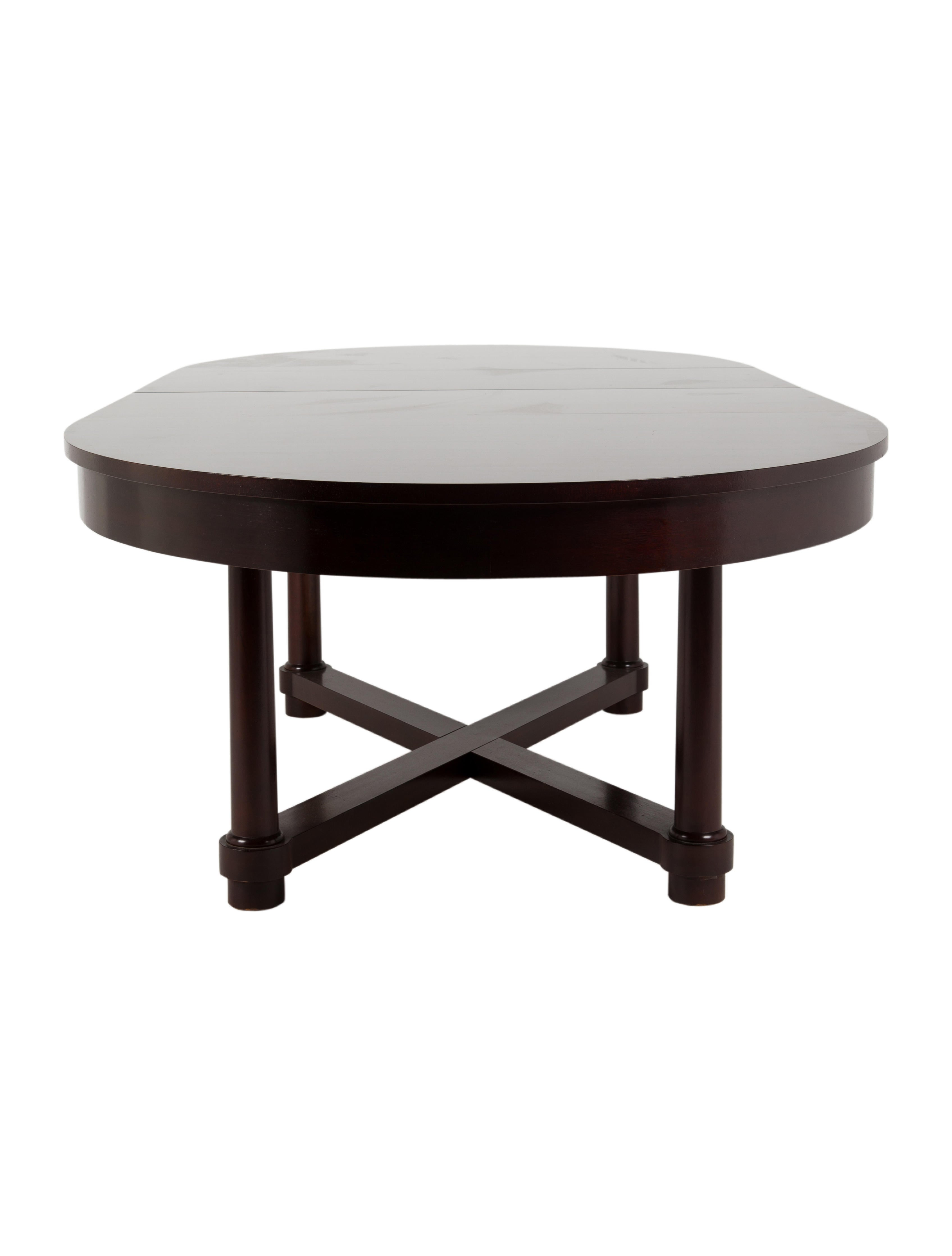 Barbara Barry Oval Dining Table