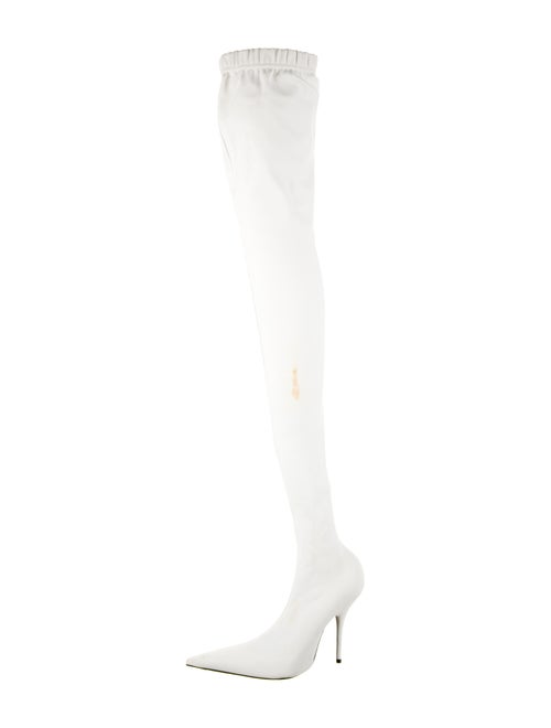 Balenciaga Over-The-Knee Sock Boots