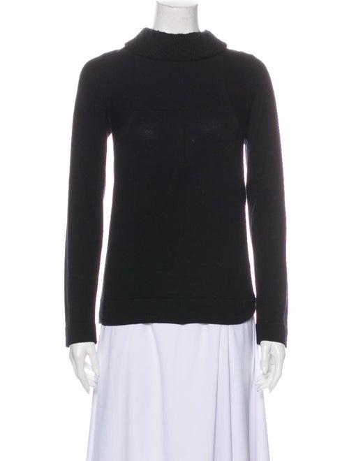 Balenciaga Turtleneck Sweater Black