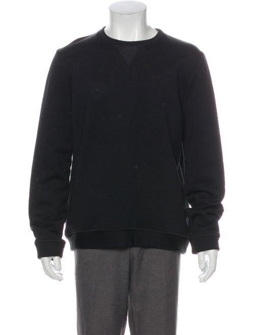 Balenciaga 2014 Crew Neck Sweatshirt Black