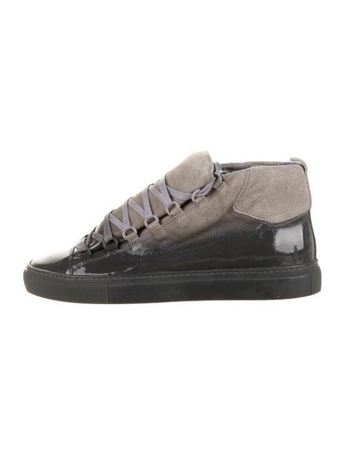 Balenciaga Arena Sneakers Grey - image 1