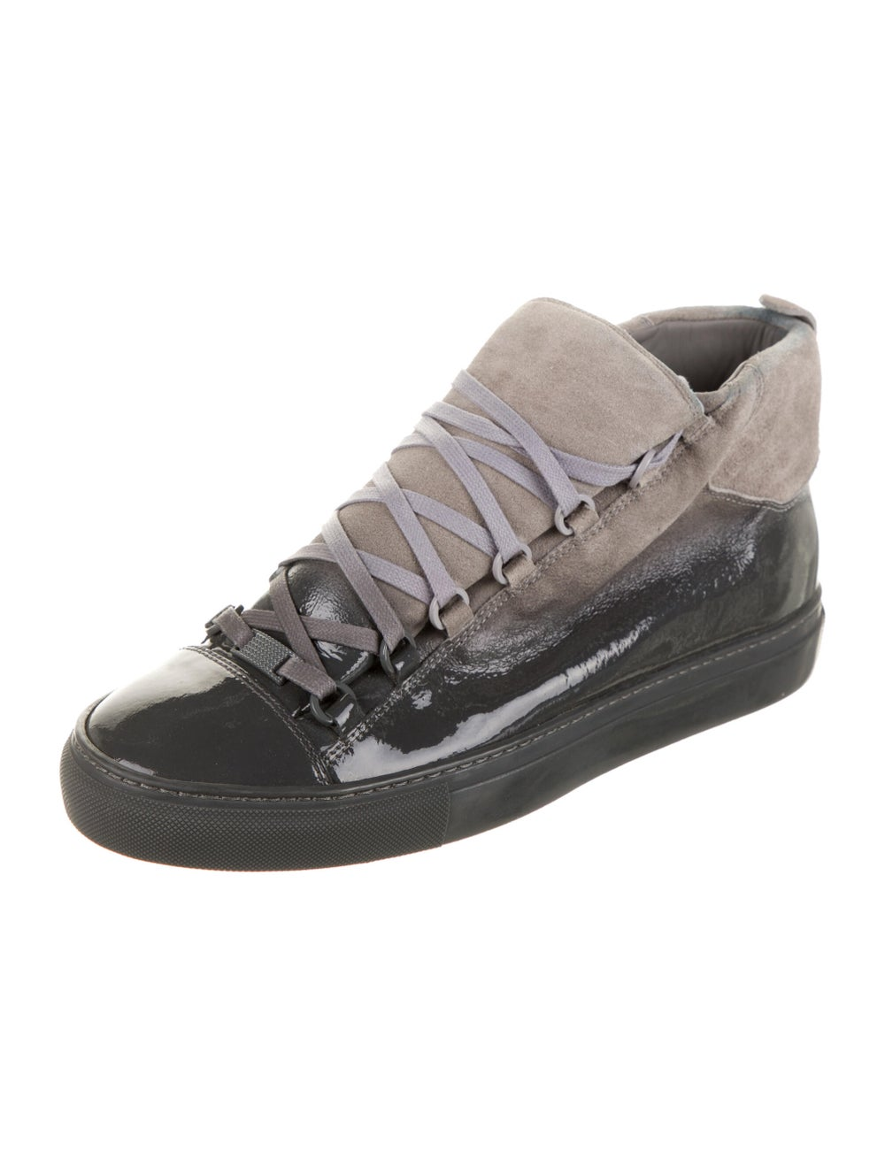Balenciaga Arena Sneakers Grey - image 2