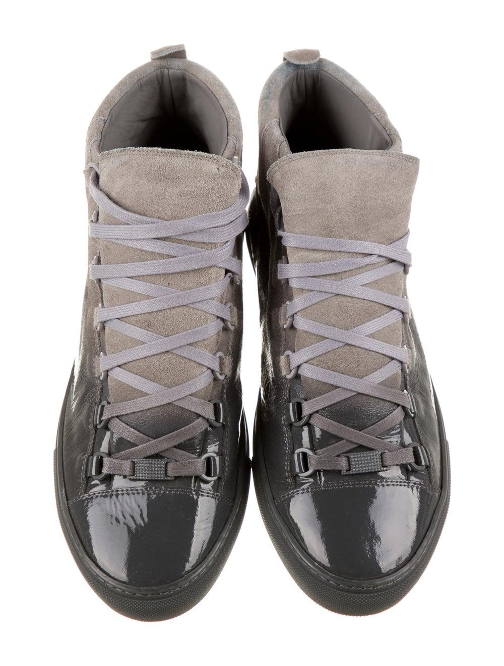 Balenciaga Arena Sneakers Grey - image 3